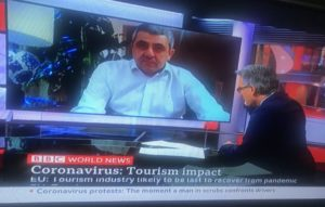 Tourism needs governments' support to avoid job losses- UN Tourism Chief