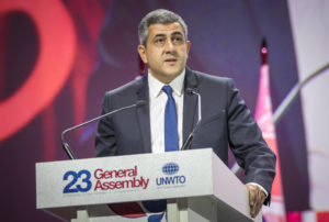 No time to waste as lost working hours devastate Lives- Zurab Pololikashvili writes