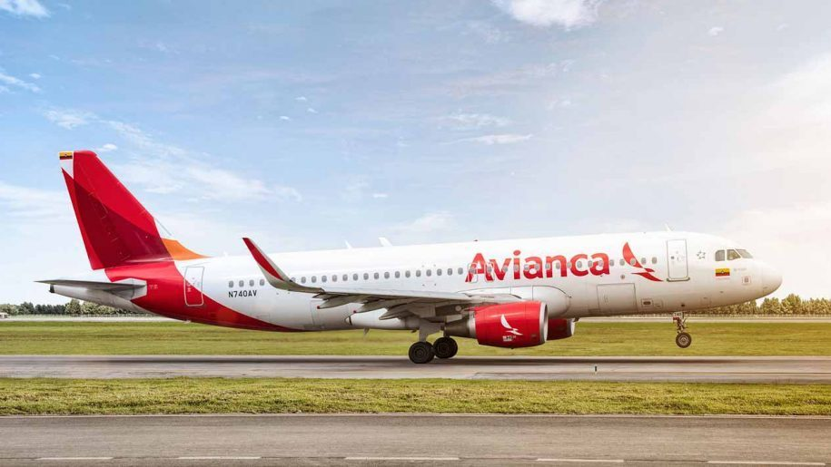 Colombian airline Avianca files for bankruptcy