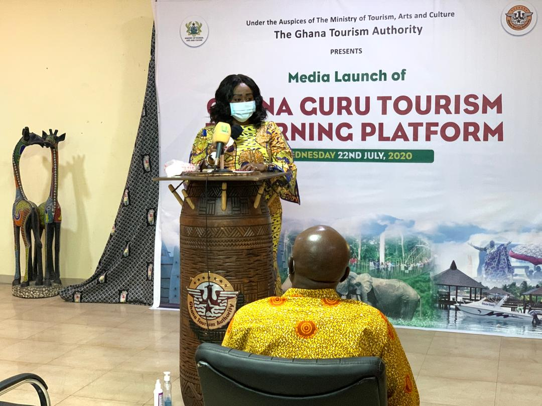 Ghana Guru Digital' launched to improve knowledge of tourism stakeholders