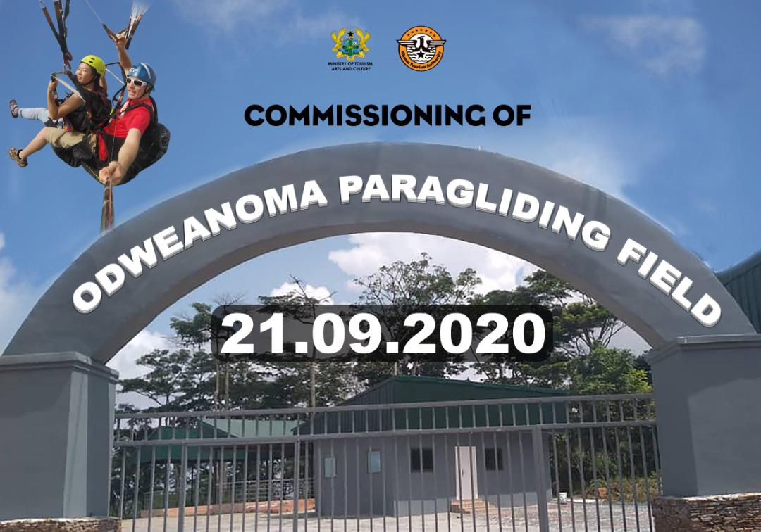 Upgraded Odweanoma Paragliding Site to be Commissioned during Yenko Kwahu Festival