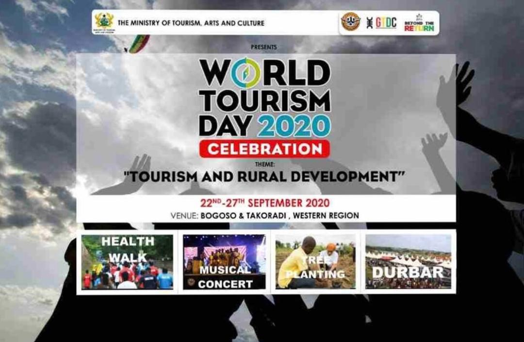 Ghana: World Tourism Day Celebrations to be held in Western Region