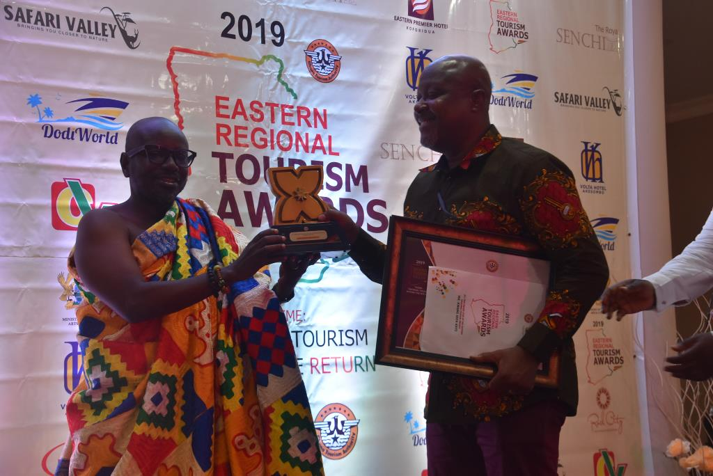 Ghana Tourism Authority rewards Excellence at 2019 Eastern Regional Tourism Awards