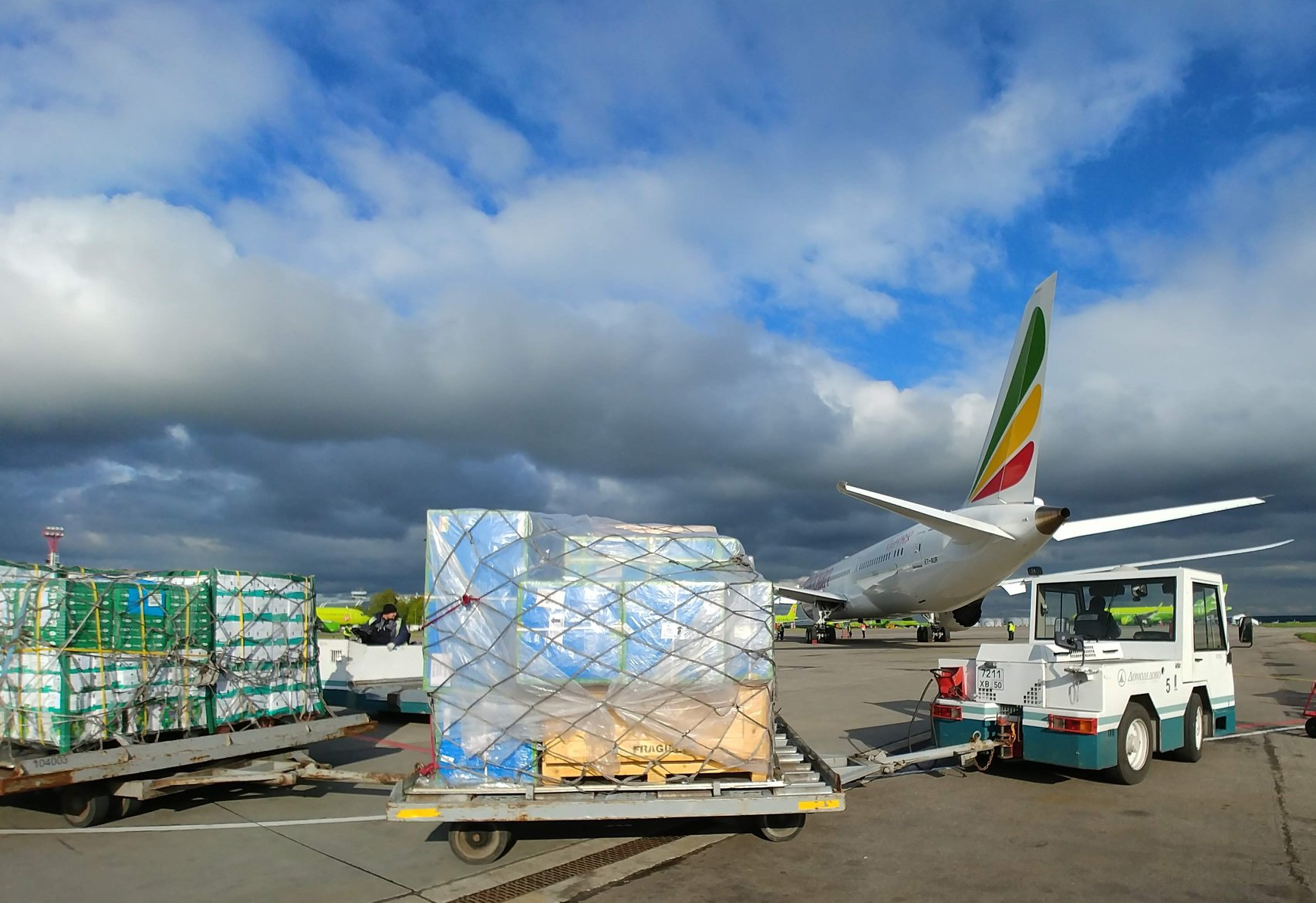 Time to Prepare for COVID-19 Vaccine Transport is Now- IATA warns