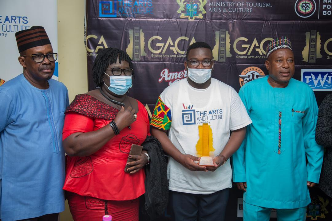 Ghana Arts and Culture Awards 2020 officially launched