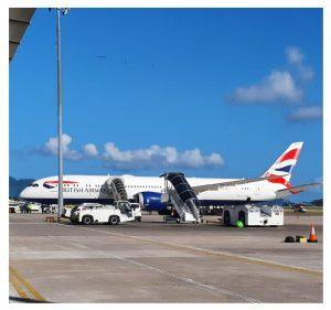 #TourismRestart: British Airways offer European travellers  seamless connection to the Seychelles Island