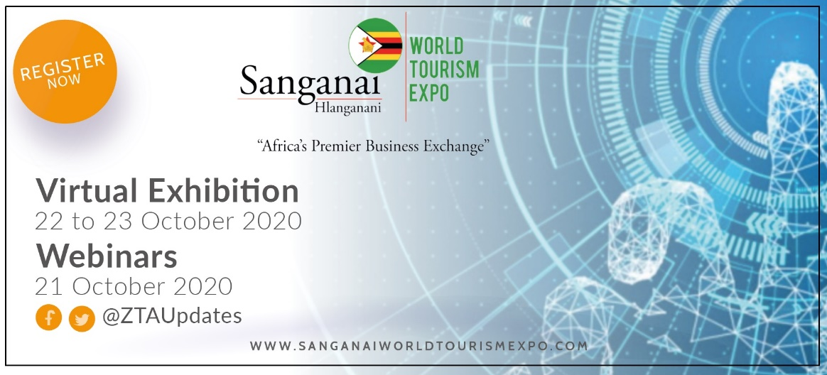 Sanganai/Hlanganani- World Tourism Expo Goes Virtual