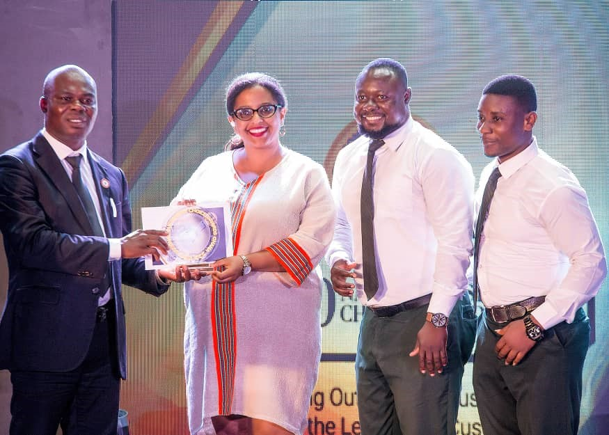 Ghana: Ethiopian is 'Customer Choice Airline Of The Year '