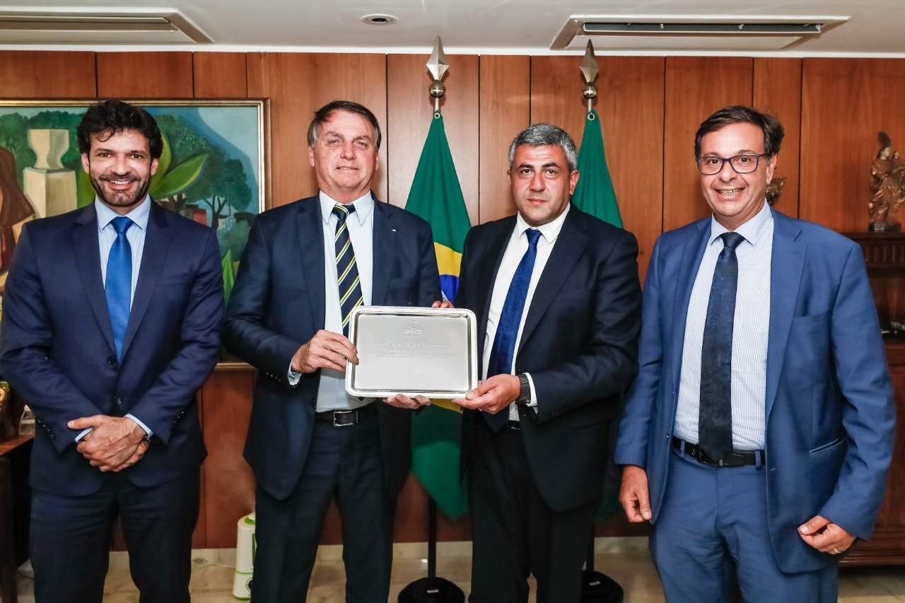#TourismRestart: UNWTO Delegation visits Brazil