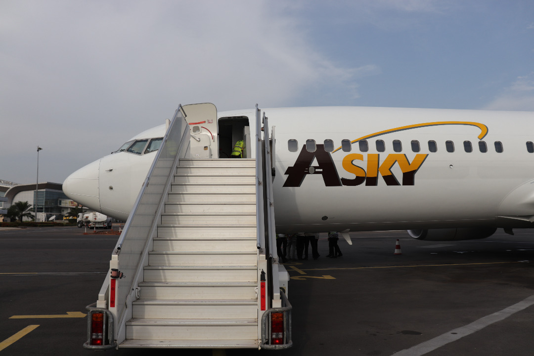 Asky Airlines launches seamless connection between West Africa & Johannesburg