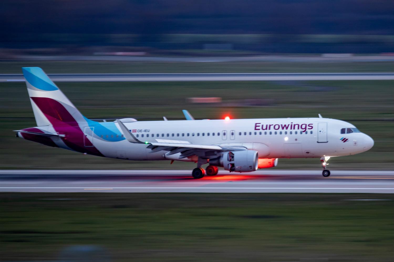 Eurowings to operate 5 times a week flight to Windhoek