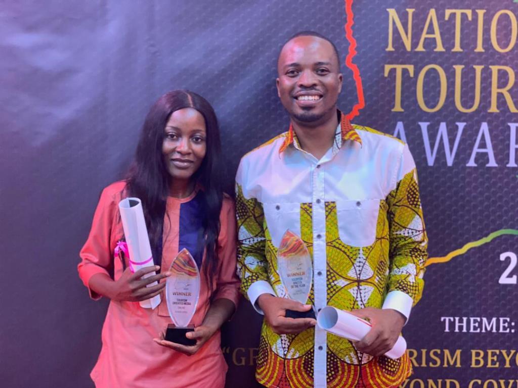 VoyagesAfriq bags two awards at Ghana's biggest tourism awards' night