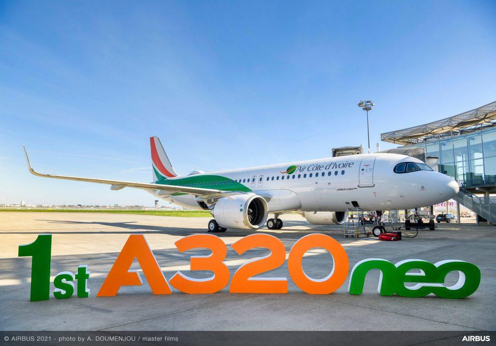 Air Cote d'ivoire a320neo