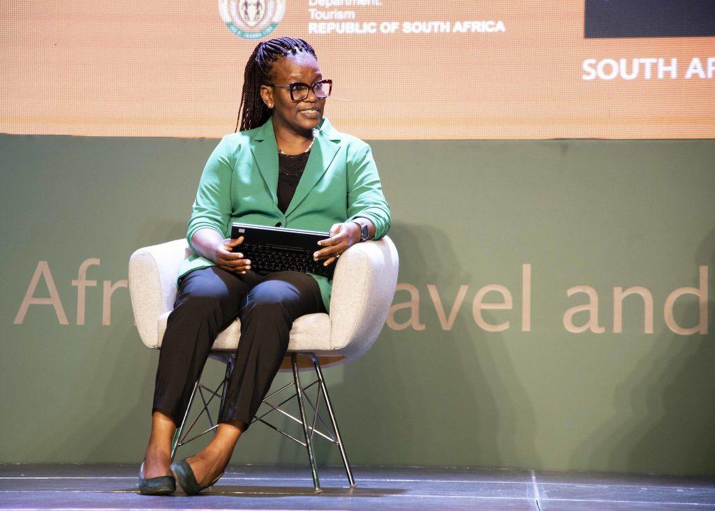 Ms. Sthembiso Dlamini.